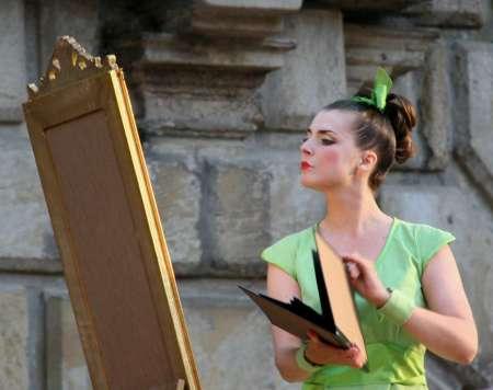 Clorinda dans La Cenerentola de Rossini