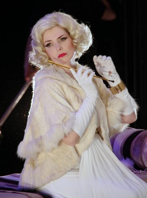 Hélène dans La Belle Hélène d'Offenbach